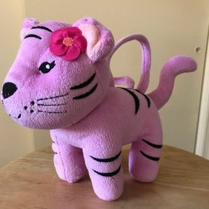 Gymboree Pink Tiger Purse
